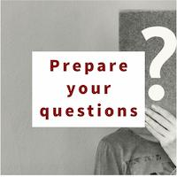 Prepare Your Questions Image