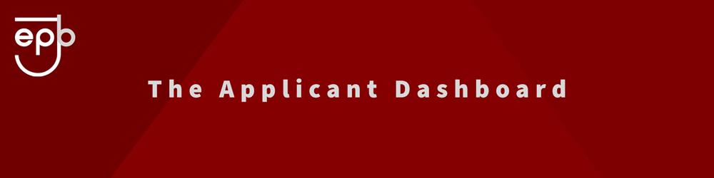 Enter Jobs Navigating The Dashboard Banner